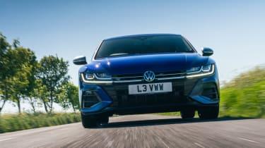 Volkswagen Arteon R Shooting Brake - full front