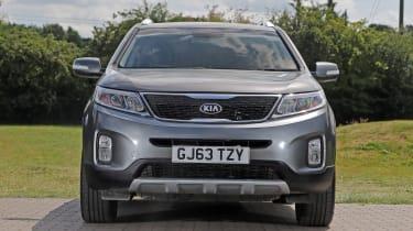 Used Kia Sorento - full front