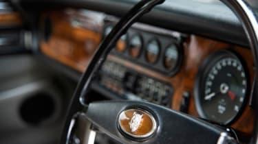 Jaguar XJ12 S1 Vanden Plas interior