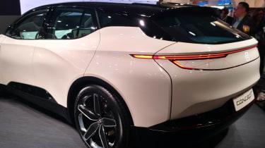 Byton Concept - rear