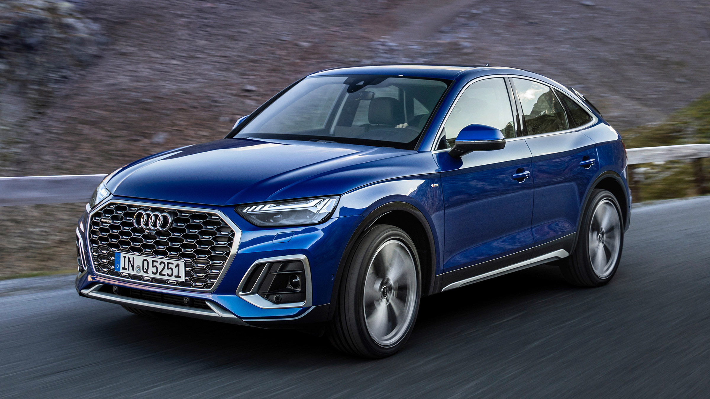 New 2021 Audi Q5 Sportback coupe-SUV turns on the style ...