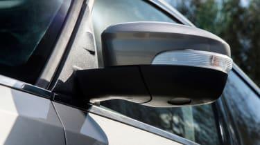 Ford S-MAX Titanium wing mirror