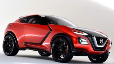 Nissan Gripz concept nose