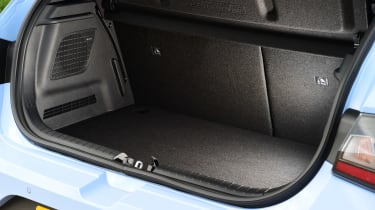 Hyundai i20 N - boot