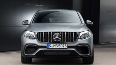 Mercedes-AMG GLC 63 Coupe Edition 1 nose