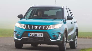 Suzuki Vitara - front