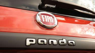 Fiat Panda TwinAir badge