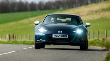 Mazda MX-5 Sport Venture - front