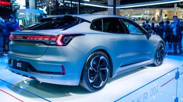 Shanghai Auto Show 2021 - Lynk