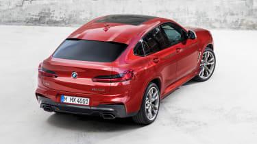 BMW X4 - above