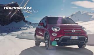 Fiat 500X video screen grab
