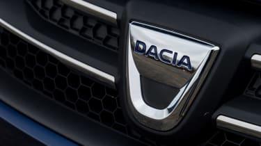 Dacia Sandero - badge