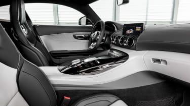 Mercedes-AMG GT - cabin