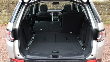 Land Rover Discovery Sport MY2107 - boot