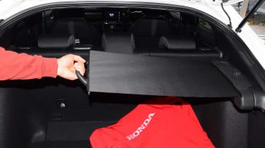 Honda Civic long-term review - boot