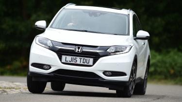 Honda HR-V - front