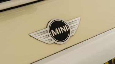 Used MINI Cooper - badge
