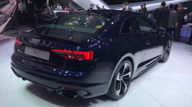 Audi RS5 2017 - Geneva rear