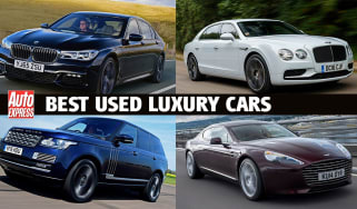 Best used luxury cars - header