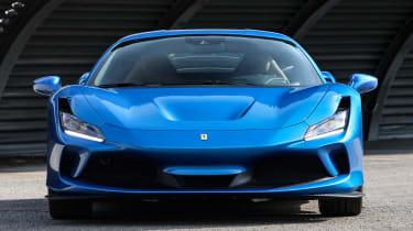 Ferrari F8 Tributo - full front static