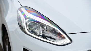 Ford Fiesta - front light