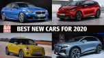 Best new cars 2020 - header