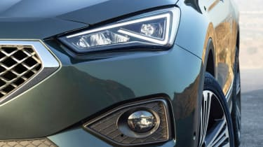 SEAT Tarraco - front light