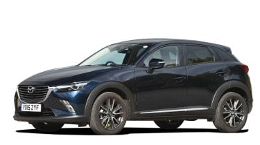 Mazda MZD CONNECT - CX-3