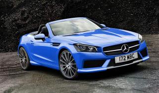 Next Mercedes SLK