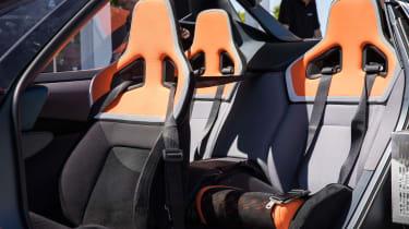 Nissan BladeGlider review - seats