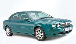 Jaguar X-Type front