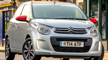 Used Citroen C1 - front static