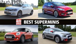 Best superminis - header