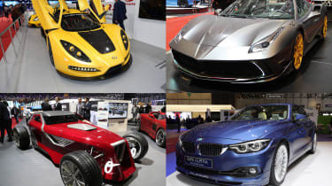 Geneva Motor Show 2017 - Cars you may have missed