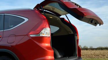 Honda CR-V boot
