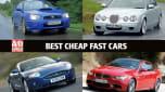 Best cheap fast cars
