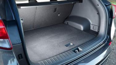 Hyundai Tucson 2016 - boot space