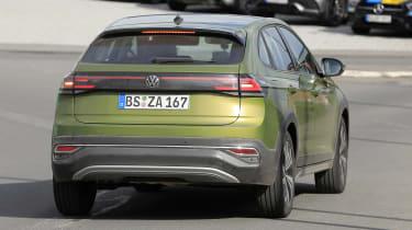 Volkswagen Taigo - rear