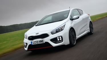Kia Pro_cee'd GT front action