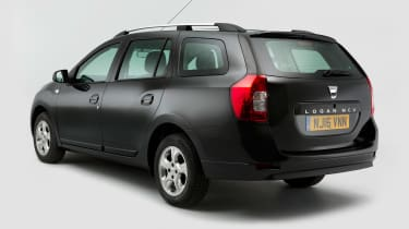 Used Dacia Logan MCV - rear