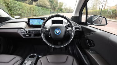 BMW i3s in-depth review - interior