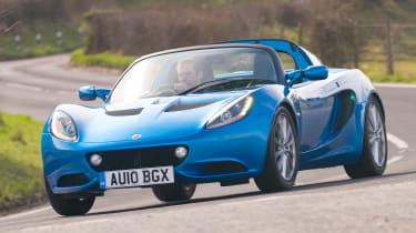 Best British Modern Classics - Lotus Elise