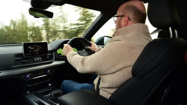 Audi Q5 PHEV long-termer - first report driving
