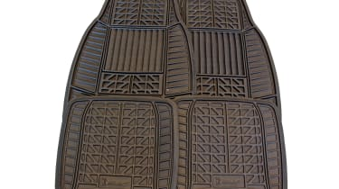 Michelin All-weather 4-Piece Car Mat Set 98016
