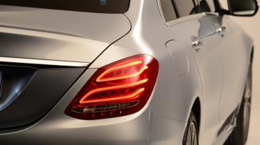 Mercedes C-Class 2014 studio rear light