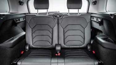 Skoda Kodiaq SUV 2016 - rearmost seats