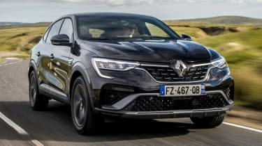 Renault Arkana - front
