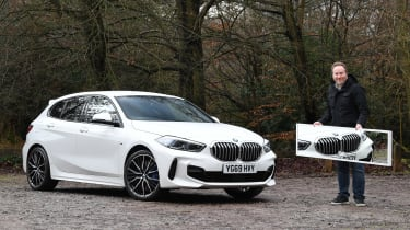 BMW 118i M Sport long termer - second report header