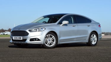 Ford Mondeo - front static