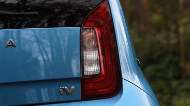 Skoda Citigo-e iV - rear badge